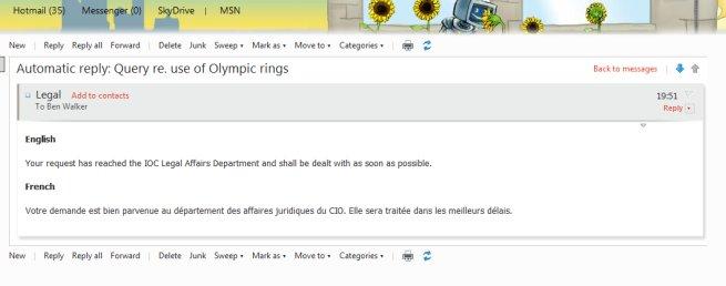 Olympicquery
